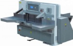 QZYX1370D Digital Display Double Hydraulic Double Guide Paper Cutting Machine
